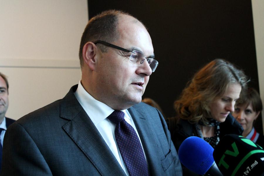 Ministrul Alimentaţiei şi Agriculturii al Germaniei a apreciat calitatea înaltă a produselor ROGOB
