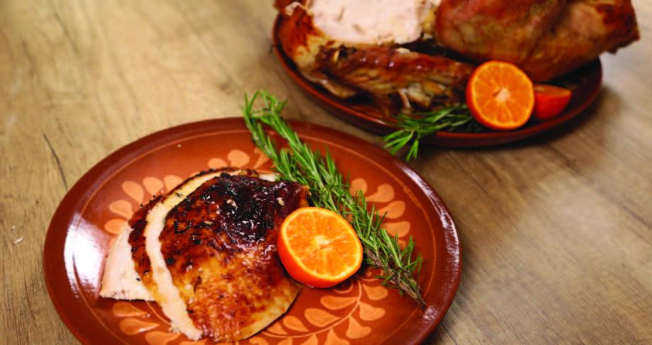 Curcan la cuptor – perfect pentru cina de Crăciun!
